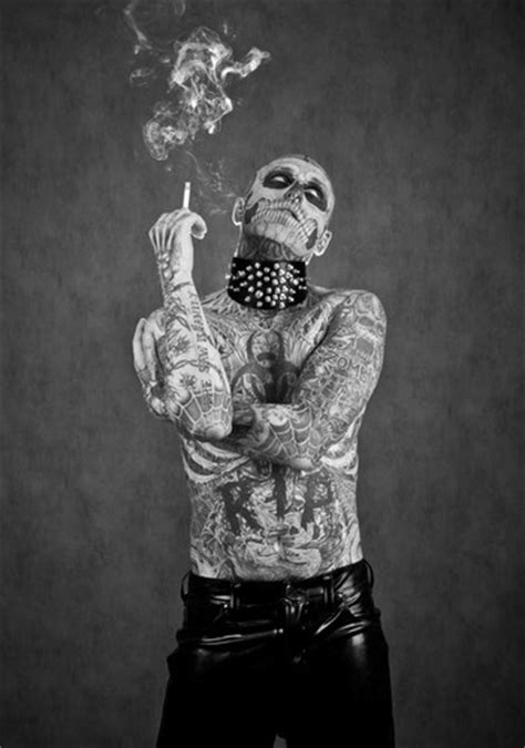 tattoo boy hd image rick genest images zombie boy for factice magazine 2012 hd