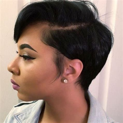 shortcuts for black women with thin hair 20 stunning short haircuts for black women hairiz