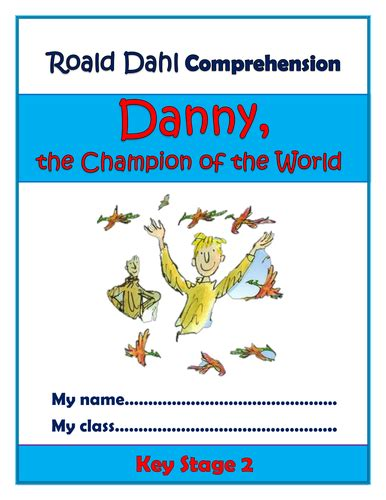 danny the chion of the world roald dahl ks2