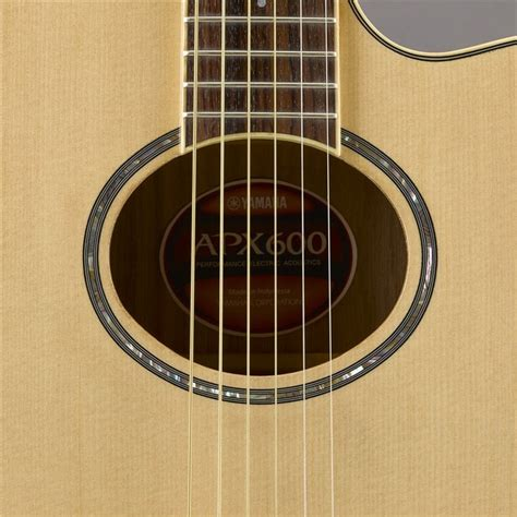 Yamaha Apx600 apx overview acoustic guitars guitars basses