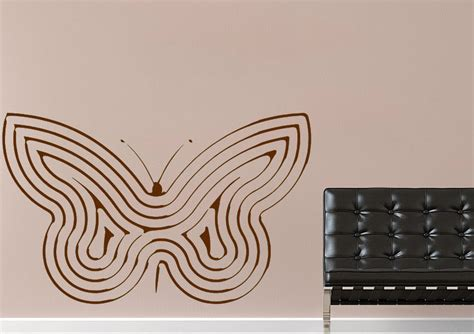 abstract wall stickers butterfly abstract wall stickers adhesive wall sticker