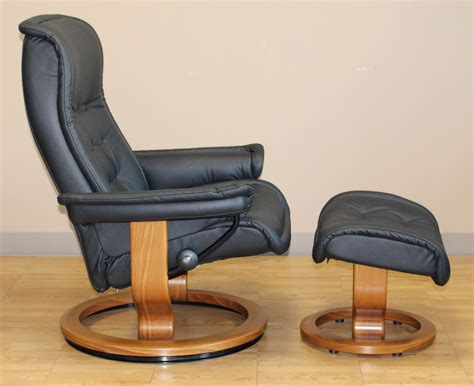Royal Easy Chair Recliner by Stressless Royal Recliner Chair Black Leather By