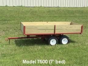 Garden Design Exles Farm Utility Wagons Utility Dump Trailers By Country Mfg