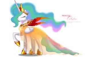 image princess celestia gala fashion dress artist selinmarsou png pony fan
