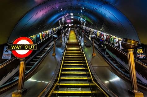 Swiss Cottage Underground Station by Pelling Photography Swiss Cottage Underground Station