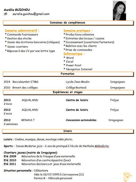Lettre De Motivation Apb Management Des Unités Commerciales Resume Format Pr 233 Sentation Cv Bts