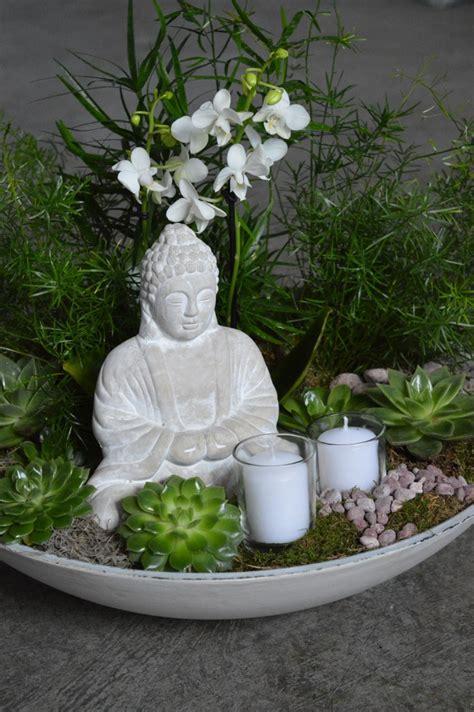 Buddha Garden Decor Table Zen Garden Zen Balcony Pinterest Gardens