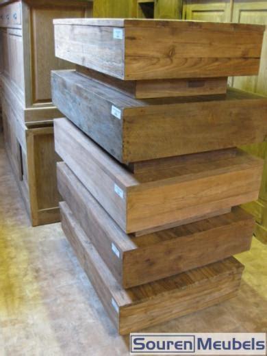 steigerhout salontafel antwerpen teak blok salontafels 3 teak meubelen eiken meubelen
