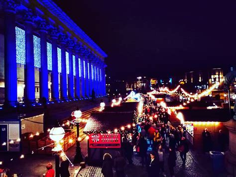 celebrate christmas at liverpool s stunning city halls