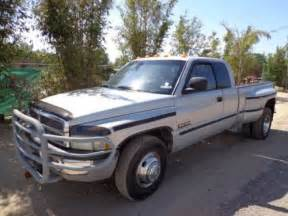 Dodge 3500 For Sale In Dodge Ram 3500 Slt Diesel For Sale 1998 On Car And