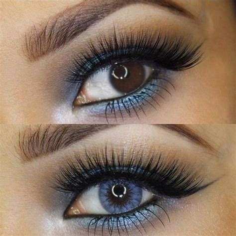where can i find colored contacts best 25 contacts ideas on