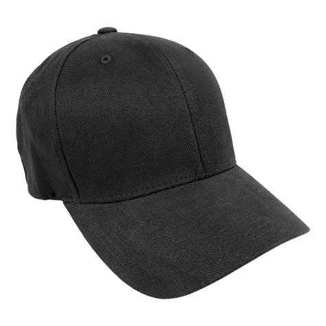 Baseball Cap flexfit brushed twill midpro flexfit fitted baseball cap