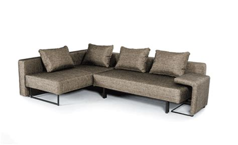 Sofa Olimpik Olympic Modern Fabric Sofa W Chaise