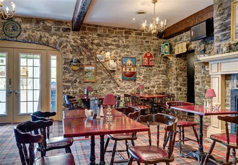 the barley room the county burger available at the barley room pub picture of waring house restaurant inn