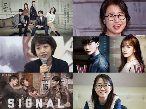 film korea populer disebut dewa naskah yuk kenalan dengan 3 penulis drama