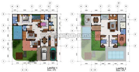 desain rumah hook  lahan     desain rumah