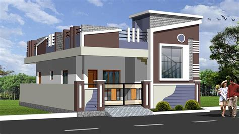 Family Compound Floor Plans latest top single floor home elevations small house plans