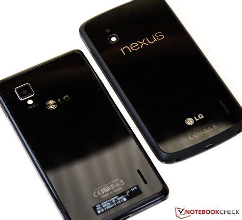 Handphone Lg Optimus G E975 review lg optimus g e975 smartphone notebookcheck net reviews