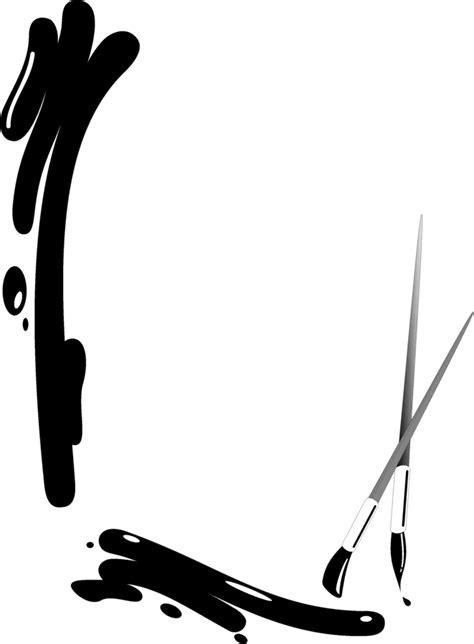 brush stroke clipart   clip art