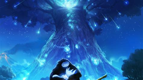 wallpaper ori   blind forest gdc awards  pc