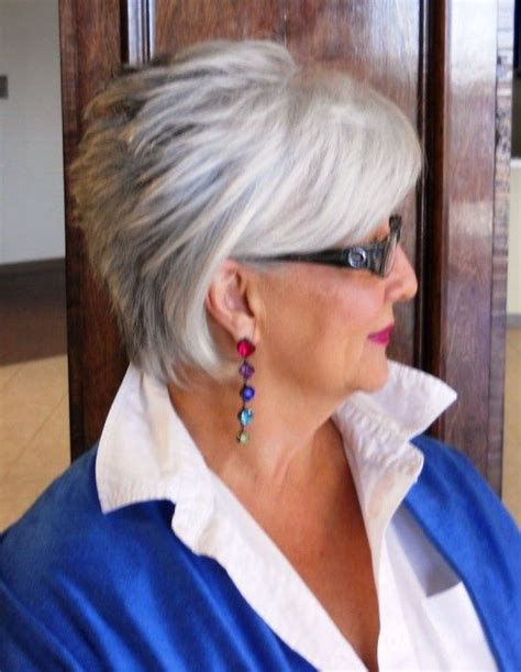 903 best gray and silver hairstyles images on pinterest the silver fox stunning gray hair styles for 2013 for