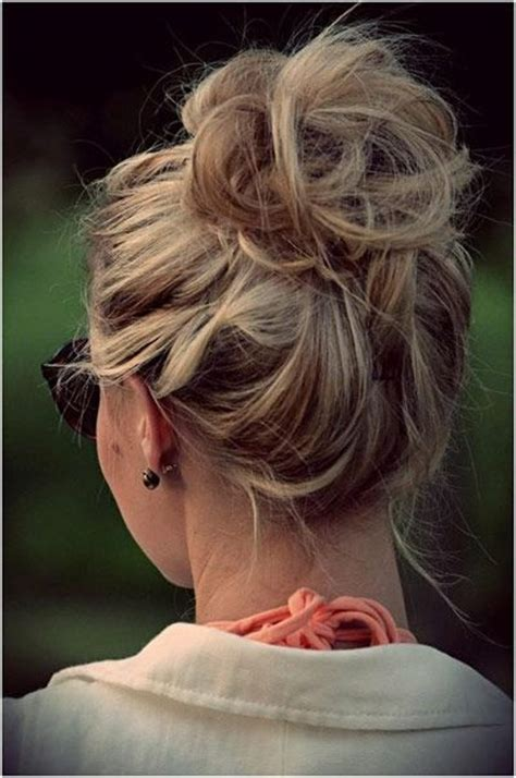 how to do messy morning updos with thin hair long hairstyles that you should try in winter best winter