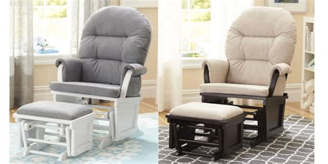 shermag aiden glider and ottoman set save 50 on shermag aiden glider and ottoman set now