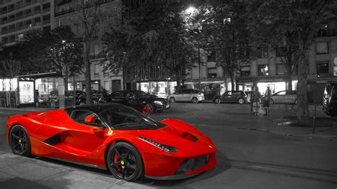 laferrari wallpaper ferrari laferrari red supercar 4k wallpaper