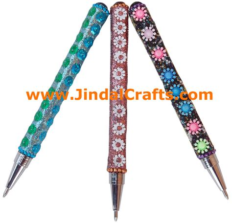 handmade decorative pen