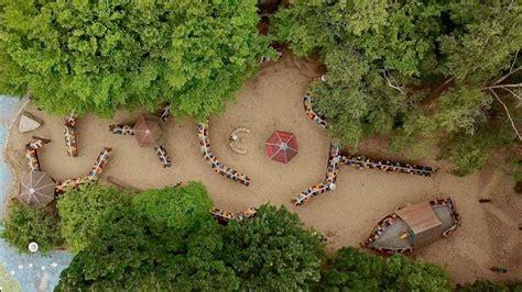 Britzer Garten Makunaima by Lehmdorf Makunaima Aus Der Vogelperspektive