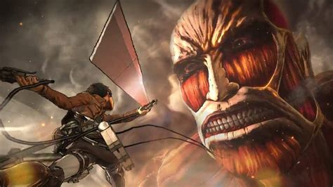 Attack On For 2 3 4 attack on titan review heavy