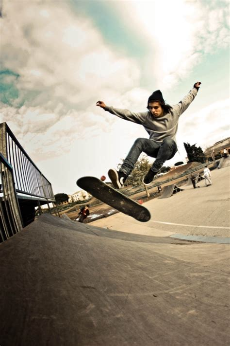 Flip For Iphone Skateboard skateboard iphone wallpaper wallpapersafari