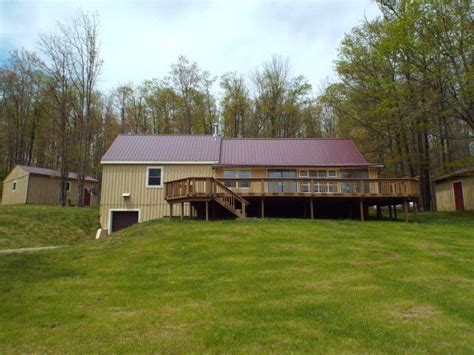 Potter County Property Records 128 Ridge Runner Ln Coudersport Pa 16915 Realtor 174