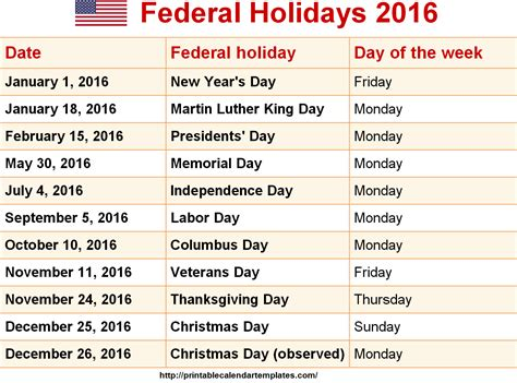 2016 calendar with holidays usa may 2017 calendar with holidays usa uk canada