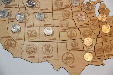 usa map puzzle wooden magnetic wood usa puzzle map 187 gadget flow
