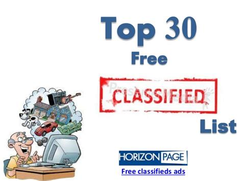 best free classifieds top 30 free best usa local classifieds ads website list