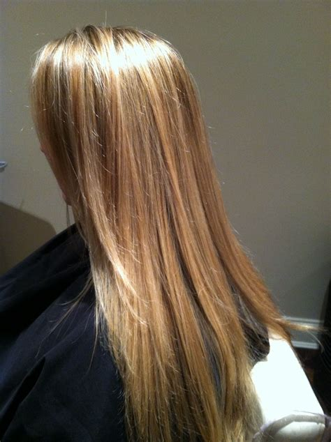 multi color highlights multi color highlights for hair hairs picture gallery