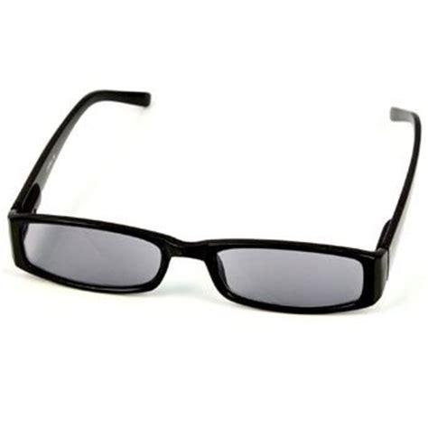lightly tinted non prescription glasses classy rectangular light tint lens prescription reading