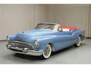 Buick Sale 1953 Buick Skylark For Sale On Classiccars 6 Available