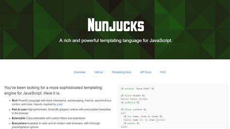 top 5 best javascript template engines jqueryhouse gt gt 16