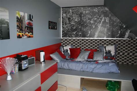 Ordinaire Idee Chambre Ado Garcon #9: deco-chambre-new-york-garcon-9.jpg