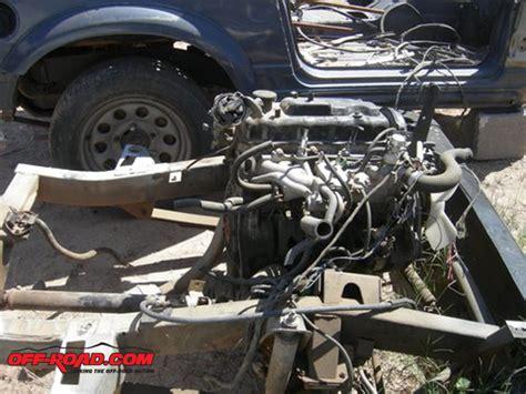 Suzuki Samurai Engine Project Samurai Part 1 Turbo Diesel Jeep Killer