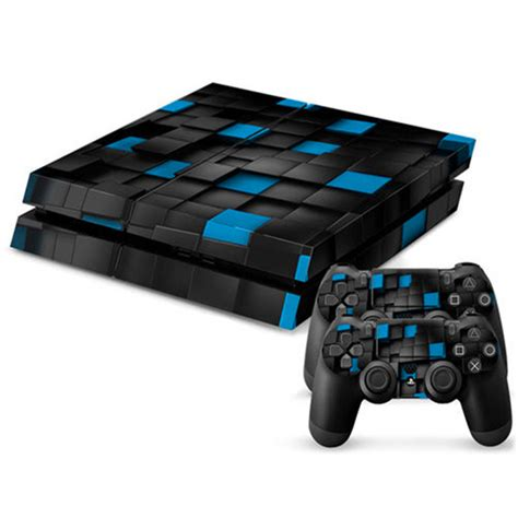 psp 4 console check skin sticker cover for ps4 playstation 4 console