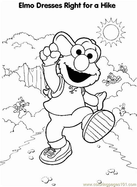 elmo coloring page pdf elmo coloring page free sesame street coloring pages