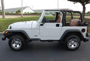 02 Jeep Wrangler Sport 2002 Jeep Wrangler Sport