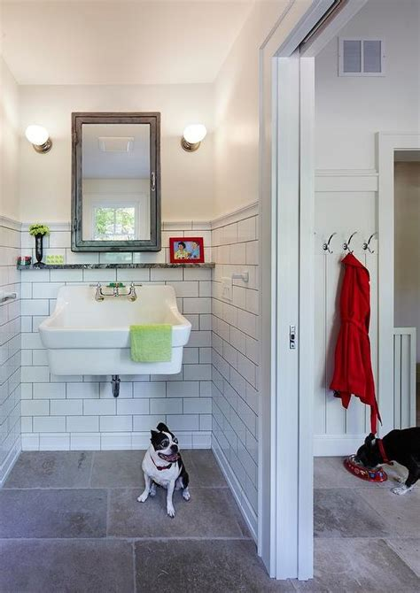 mudroom sink design ideas