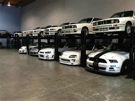 paul walker car collection paul walker auto collection youtube