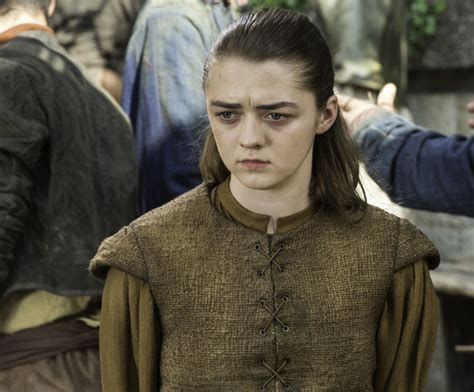 young actress game of thrones season 6 game of thrones series 6 hbo reveal major arya stark