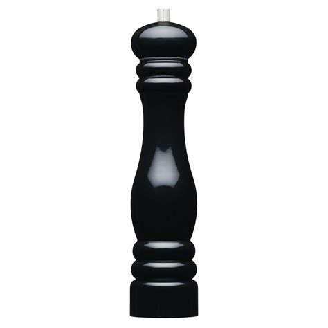 masterclass extra large pepper mill 32 cm 12 quot black