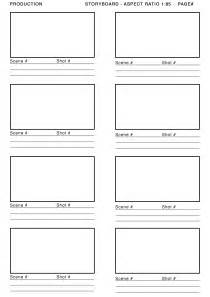storyboard template alessandro ugo dp director filmmaker